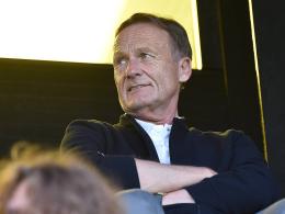 Watzke will Rückstand wettmachen