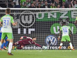 Wolfsburg siegt 3:1 - Kiel lässt zu viel liegen