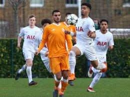 Erneut ein englisches Talent: Gladbach holt Bennetts von den Spurs