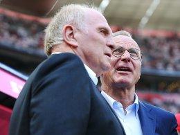 Mega-Transfers? Hoeneß widerspricht Rummenigge