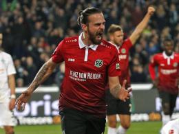 Harnik kehrt zu Werder Bremen zurück