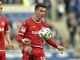 Kaiserslauterns Moritz wechselt zum HSV