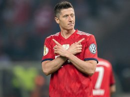 Auch Chelsea und PSG buhlen um Lewandowski