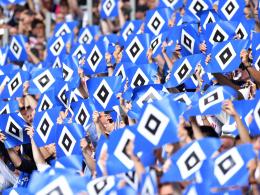 Dauerkarten und Mitgliedsanträge: HSV-Fans bekennen sich