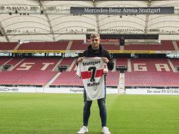 VfB-Fans haben Neuzugang Maffeo überzeugt