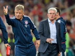 FC Bayern: Auch Peter Hermann hört auf