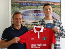 Wimmer wechselt auf Leihbasis zu Hannover 96