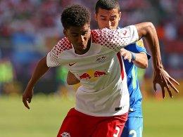 Wolfsburg mischt bei Bernardo mit