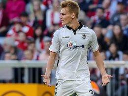 Lienhart-Transfer: Hartenbachs Dank an Real