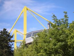 BVB vergrößert Stadion-Kapazität - um fünf Plätze