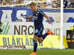Beijmo unterschreibt bei Werder Bremen