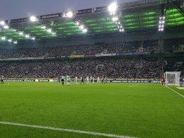 30.000 Tickets: Gladbach stoppt Dauerkartenverkauf