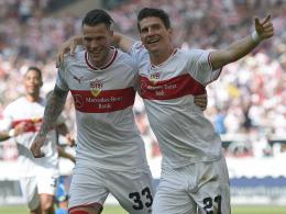 Fixpunkt im VfL-Angriff: Ginczek zieht es nach Wolfsburg