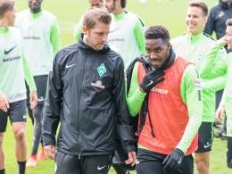 Kein Platz mehr hinten links: Garcia verlässt Werder
