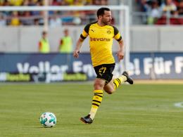 Castro zum VfB? Gespräche mit dem BVB laufen