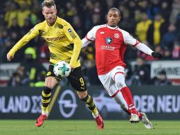 Dortmunds Diallo-Deal ist in den Endzügen
