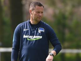 Hertha startet mit vier Neuen in die Vorbereitung