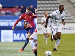 Madrid und Auxerre: Eintracht vermeldet zwei Neuzugänge