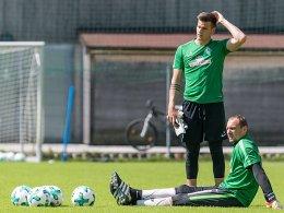 Werder verlängert mit Drobny und Zetterer