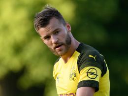 England ruft: BVB stellt Yarmolenko frei