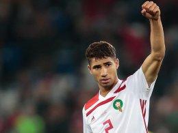 Sechster Neuer: Dortmund leiht Reals Hakimi aus