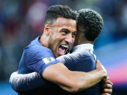 Bayerns WM-Finalserie hält