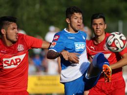 Hoffenheim verleiht Nazario zum vierten Mal in Folge
