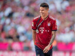 Bayern hat bei James alles in der Hand