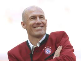Robben verpasste deutsches WM-Aus: