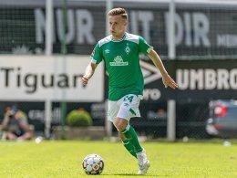 Johannes Eggestein: Chance in neuer Rolle