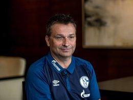 Im FC Schalke stecken schon 93 Prozent Heidel