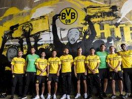 Cool und etwas crazy: BVB stellt Cup-Trikot vor