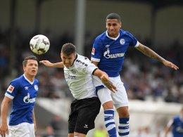 LIVE! Schalke in Essen - VfB gewinnt