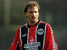 Eintracht trauert um Ex-Profi Westerthaler