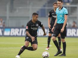 Eintracht-Testspieler Allan: Entscheidung nächste Woche