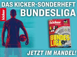 Jetzt im Handel: Das Bundesliga-Sonderheft ist da!
