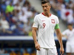 Trotz Kritik: Lewandowski bleibt Polens Kapitän