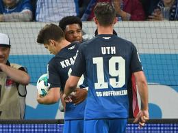 Dreimal Hoffenheim in den Top 5