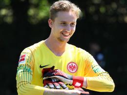 Hradecky-Nachfolger Rönnow: