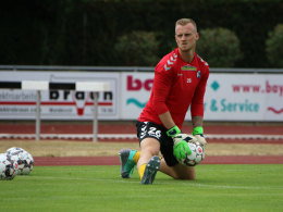 Flekken will SC-Keeper Schwolow