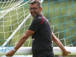 FCN-Coach Köllner zieht ein frühes Fazit