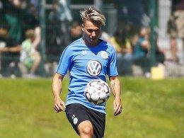 Wolfsburgs Pechvogel: Klaus muss unters Messer
