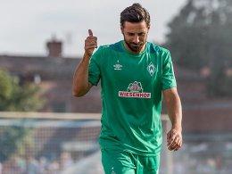 Zwei Flügel-Duelle, Gewinner Pizarro