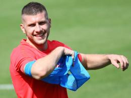 Rebic bleibt bei Eintracht Frankfurt - und verlängert