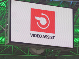 Video-Assistent: Jetzt mit Zuschauer-Info und Abseitslinie