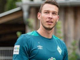 Starkes Zeichen: Pavlenka verlängert bei Werder