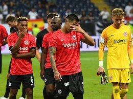 Eintracht Frankfurt: Vier Sorgen nach dem Supercup