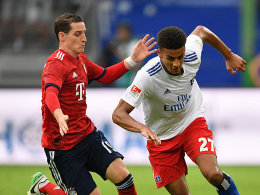 Rudy - zum letzten Mal Bayern?