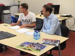 Avdijaj wechselt zu Willem II Tilburg