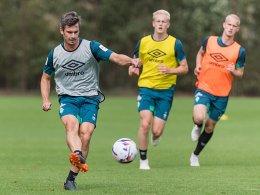 Werder-Kapitän Kruse macht Bartels Mut